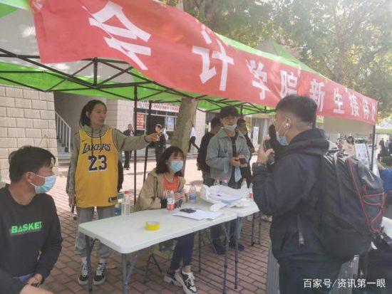 滨州职业学院学生经商经:推荐新生办理电信卡有50元差价!