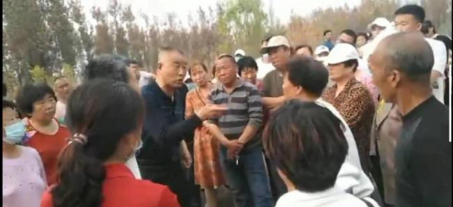 《容城:留通村征地补偿不接受百姓监督》引关注后续报道